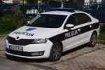 Mostar - Policija - FuStW