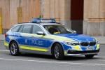 M-PM 9501 - BMW 5er Touring - FuStW