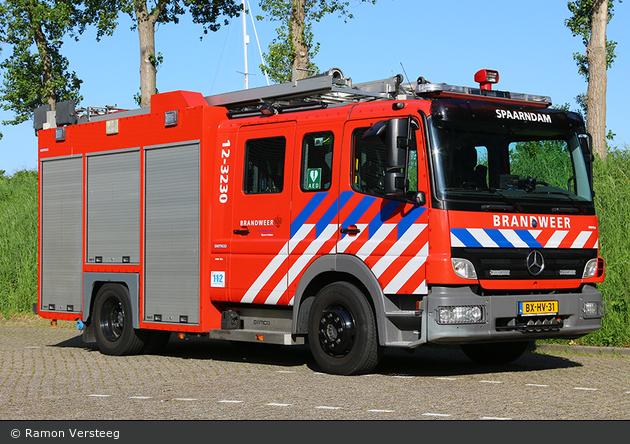 Haarlemmermeer - Brandweer - HLF - 12-3230