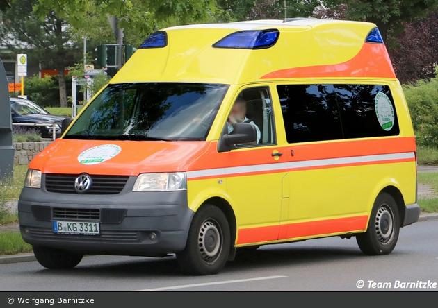 Krankentransport Gorris - KTW (B-KG 3311)