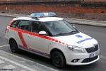Ohne Ort - Ambulance - PKW