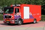 Utrecht - Brandweer - RW - 09-4471