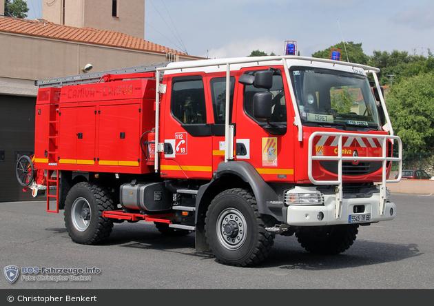 Céret - SDIS 66 - TLF 15/27 - CCR