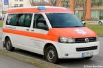 Krankentransport Berliner Rettungsdienst Team - BRT-9 KTW