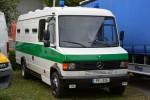 PF-316 - Mercedes-Benz 814 D - GefKW Justiz