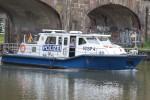 WSP4 - REAN Werft - Dienstboot