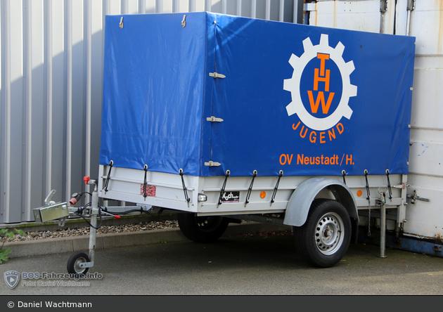 Heros Neustadt/Holstein 86/Logistikanhänger
