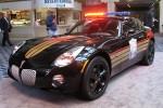 Pontiac Solstice - Polizei-Showcar - USA