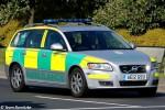 London - London Ambulance Service (NHS) - RRV - 8104