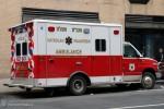 NYC - Manhattan - Upper East Side Hatzolah Volunteer Ambulance Corp. Inc - Ambulance M-1 - RTW