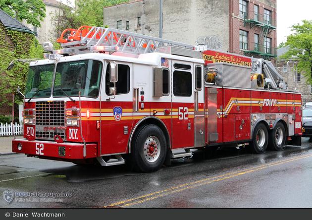 FDNY - Bronx - Ladder 052 - DL