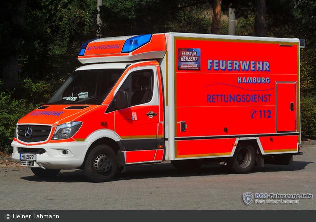 Florian Hamburg RTW (HH-2829)