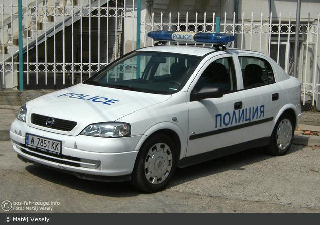 Obsor - Polizei - FuStW