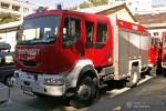Budapest - Tűzoltóság - Schule Óbuda - TLF 4000