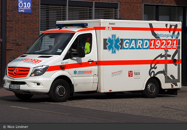 G.A.R.D. RD-342 (HH-RD 1342)