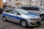 Poznań - Policja - FuStW - U100