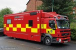 Birmingham - West Midlands Fire Service - ICU