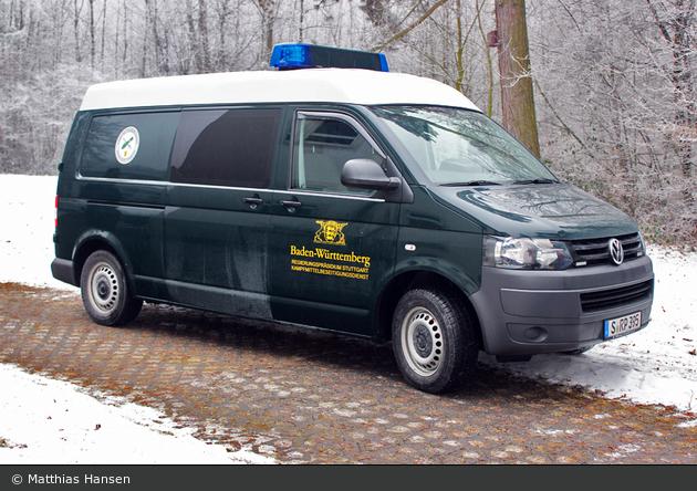 S-RP 395 - KBD Stuttgart - VW T5