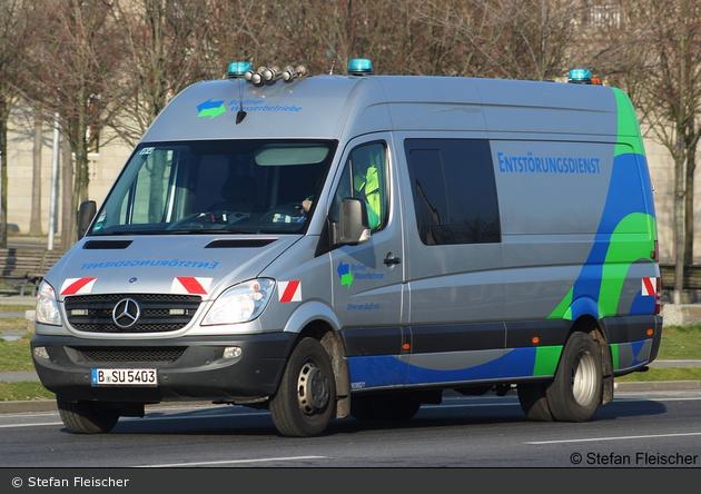 Berlin - Berliner Wasserbetriebe - Entstörungsdienst (B-SU 5403)