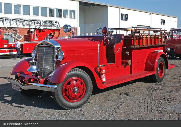 American LaFrance - Pumper - Museumsfahrzeug