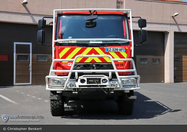 Céret - SDIS 66 - TLF 30/33-W - CCFM HP
