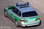 N-PP 418 - BMW 5er Touring - FuStW - Nürnberg