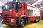 Hooglede - Brandweer - GTLF - T1