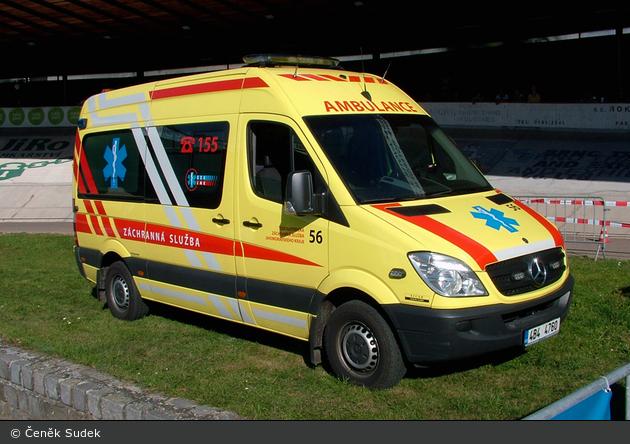 Brno - ZZSJMK - RTW 056 / Baby-NAW