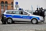 Polizei - VW Passat - FuStW - HH-7027
