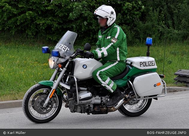 A-3412 - BMW R850 - Krad