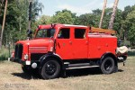 Zeithain - Sächsisches Feuerwehrmuseum - TLF 15 - Riesa