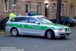 N-XXXX - BMW 5er Touring E61 - FuStW - Nürnberg