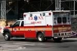 FDNY - EMS - Ambulance 185 - RTW