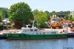 Zollboot Oevelgönne - Hamburg
