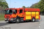 Nynäshamn - Räddningstjänsten Nynas AB - Släck-/Räddningsbil - 2 37-4320