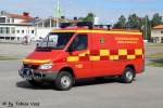 Alfta - Räddningstjänsten Södra Hälsingland - Skärsläckarbil - 2 26-7120