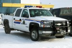 Norman Wells - RCMP - Patrol Car