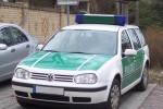 Zwickau - VW Golf IV Variant - FuStW