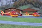 CH - Air Glaciers - HB-ZRK & HB-ZIR