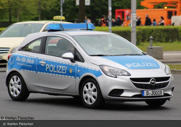 B-30018 - Opel Corsa E - FuStW