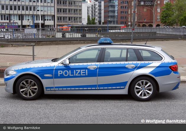 HH-7070 - BMW 520d touring - FuStW