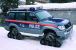 Zermatt - StaPo - Patrouillenwagen