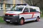 Prachatice - Nemocnice Prachatice - KTW
