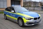 NRW6-1012 - BMW 318d Touring - FuStW