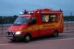 Stockholm - Storstockholms Brandförsvar - Ledningsbil - 20 118 (a.D.)