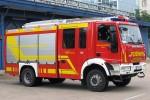 Graz - BF - Zentralfeuerwache - HLF 2000-200