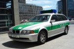 B-3071 - BMW 525d touring - FuStW