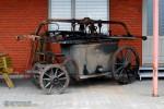 Oksbøl - Museet Danmarks Brandbiler - Handdruckspritze