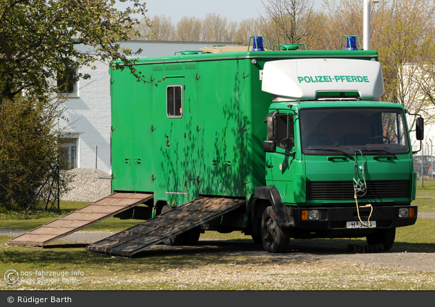 Hannover - MB 814 - Reiterstaffel (a.D.)