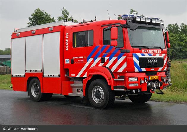 Borger-Odoorn - Brandweer - HLF - 03-8532